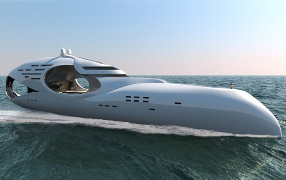 Schoepfer Yachts Infinity